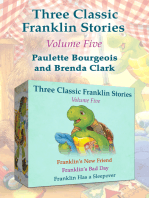 Three Classic Franklin Stories Volume Five