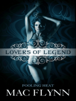 Pooling Heat (Lovers of Legend #1)