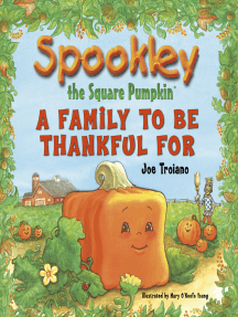 Spookley the Square Pumpkin: A Family to Be Thankful For