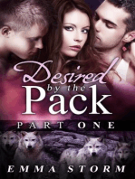 Desired by the Pack: Part One (Peace River Guardians)