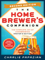 Homebrewer's Companion Second Edition: The Complete Joy of Homebrewing, Master's Edition