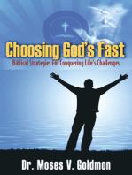 Choosing God's Fast