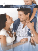 Falling For Dr. Dimitriou