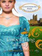 Unbefitting a Lady