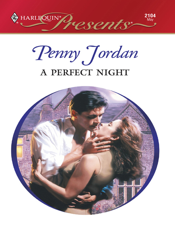 A Perfect Night by Penny Jordan - Read Online