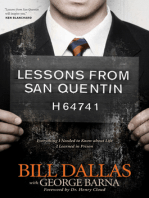Lessons from San Quentin