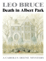 Death in Albert Park