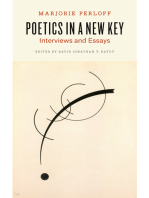 Poetics in a New Key