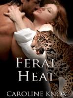 Feral Heat (BBW Paranormal Romance)