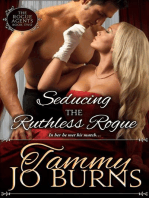 Seducing the Ruthless Rogue (The Rogue Agents, #2)