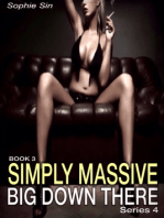 Simply Massive (Big Down There Series 4, Book 3)