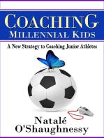 Coaching Millennial Kids