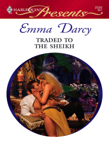 Traded to the Sheikh by Emma Darcy - Read Online