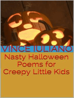 Nasty Halloween Poems for Creepy Little Kids