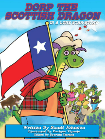 Dorp The Scottish Dragon: Book 6 - A Lone Star Story