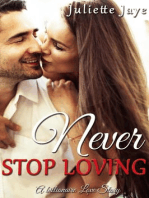 Never Stop Loving (A Billionaire Love Story)