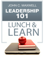 Leadership 101 Lunch & Learn
