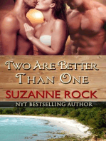 Two Are Better Than One (Carnal Coeds, #1)