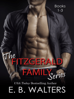 The Fitzgerald Family Boxed Set (Books 1-3)