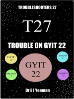Trouble on Gyit 22 (Troubleshooters 27)