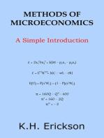 Methods of Microeconomics