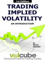 Trading Implied Volatility - An Introduction (Volcube Advanced Options Trading Guides, #4)
