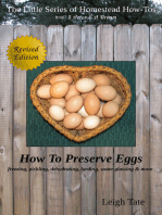 How To Preserve Eggs
