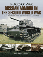 Russian Armour in the Second World War