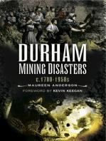 Durham Mining Disasters