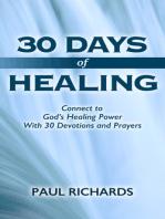 30 Days of Healing