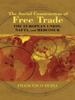 The Social Construction of Free Trade