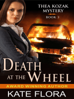 Death at the Wheel (The Thea Kozak Mystery Series, Book 3)