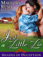 Just a Little Lie (Shades of Deception, Book 1)