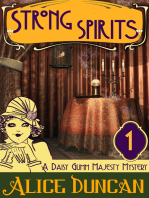 Strong Spirits (A Daisy Gumm Majesty Mystery, Book 1)