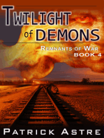 Twilight of Demons (The Remnants of War Series, Book 4)