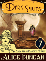 Dark Spirits (A Daisy Gumm Majesty Mystery, Book 7)