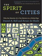 The Spirit of Cities