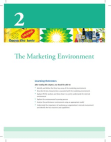 Case Study on Marketing Environment