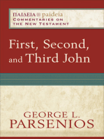 First, Second, and Third John (Paideia