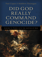 Did God Really Command Genocide?