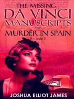 THE MISSING DA VINCI MANUSCRIPTS & MURDER IN SPAIN