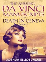THE MISSING DA VINCI MANUSCRIPTS & DEATH IN GENEVA