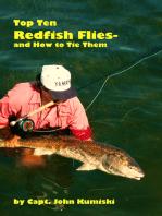 Ten Top Redfish Flies