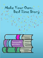 Make Your Own BedTime Story