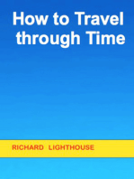 How to Travel through Time