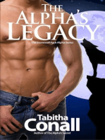 The Alpha's Legacy (The Stonewall Pack Alpha Series, #4)