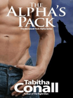 The Alpha's Pack (The Stonewall Pack Alpha Series, #1)