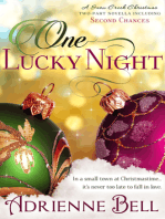 One Lucky Night (A Snow Creek Christmas Novella)