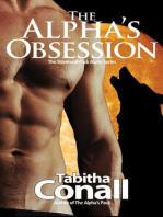 The Alpha's Obsession (The Stonewall Pack Alpha Series, #2)