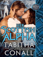 Her Scottish Alpha (Colliding Worlds, #3)